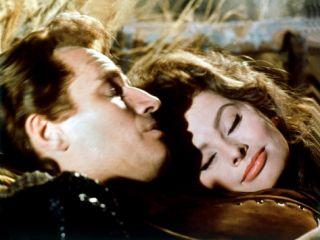 El Cid, Charlton Heston, Sophia Loren, 1961 Print