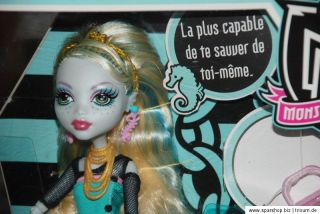 Monster High Lagoona Blue W2822 Todschick 2. Serie New Fall