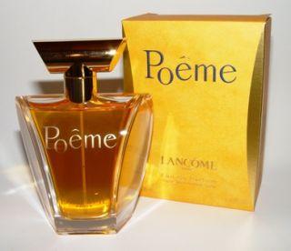 LANCOME POEME 100ml EdP Eau de Parfum Spray NEU/OVP