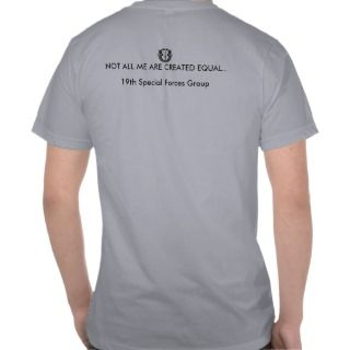 19th Special Forces Tees