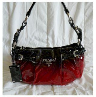 Originale PRADA Luxus Handtasche LIMITED EDITION ★ ZERTIFIKAT