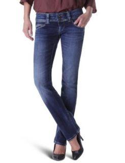Pepe Jeans Damen Jeans PL200029Q192   Venus Straight Fit (Gerades Bein