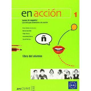 En Acción 1   libro del alumno Verdia Elena Englische