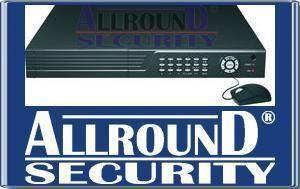 16 Kanal H.264 DVR, Festplattenrekorder mit FB, USB Maus und 1000GB