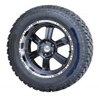 TEC 9 x 17 + 265/60R17 Jeep Felge Grand Cherokee 05