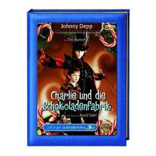 Charlie und die Schokoladenfabrik Roald Dahl, Tim Burton