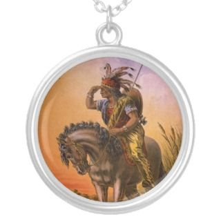 Black Hawk Native American Indian Custom Jewelry