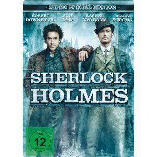 Sherlock Holmes 2 Disc im Steelbook Special Edition 2 DVDs