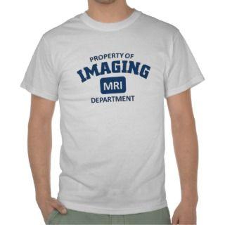 Imaging MRI Department T Shirt