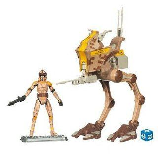 Amored Scout Tank & Droid Commander TX 20   Star Wars The Clone Wars