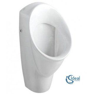 Ideal Standard Urinal SAN REMO R3811 weiß, Zul. u. Abl. verdeckt