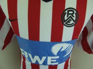Trikot RWE Rot Weiss Essen 2002/03 (XXL) Home Nike