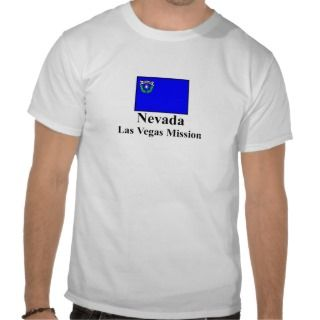 Nevada Las Vegas Mission T Shirt