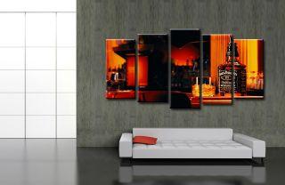 GALERIE BILDER JACK DANIELS TENNESSEE WHISKY LEINWAND BILD 150 cm x 80