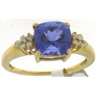 Atemberaubender 9 Karat (375) Gold Damen   Diamant Ring Brillant