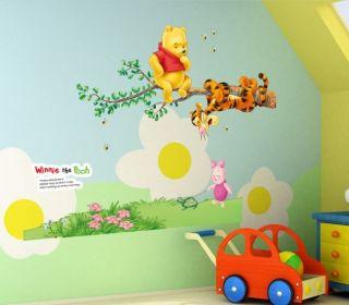 Fototapete Kinderzimmer Tapete Winnie Pooh Photomural Ftd 0247