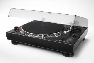Dual DTJ 301 1 USB DJ Profi Plattenspieler mit Scratch Funktion