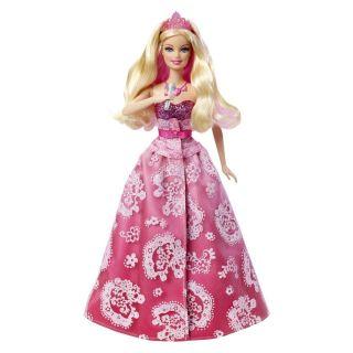 Mattel Barbie X8742 Die Prinzessin & der Popstar NEU + OV