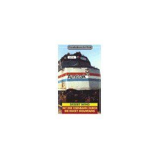 Desert Wind   Mit der Eisenbahn durch die Rocky Mountains [VHS