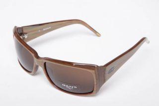 Gant Howlite Gold Damen Brille Sonnenbrille mit Etui