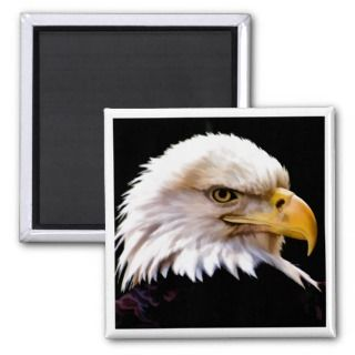 Stand Proud Refrigerator Magnet