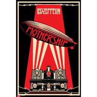 Empire 79459 Led Zeppelin   Mothership  Classic Rock   Musik Poster