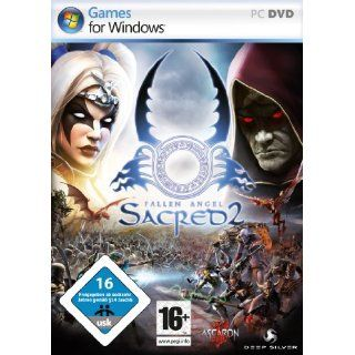 Sacred 2 Fallen Angel Games