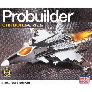 Mega Bloks 3269   Probuilder Carbon Series Fighter Jet