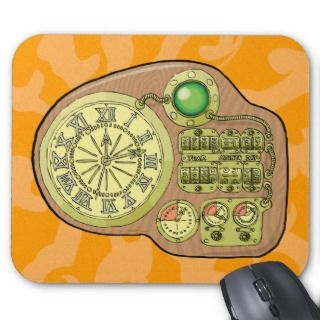 The Time Machine   H. G. Wells Mousepad