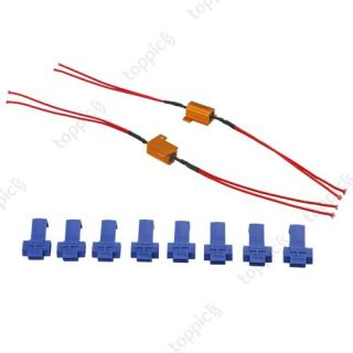 Load Resistors Turn Signal LED Light Flash Controller