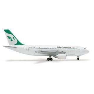509701   Herpa Wings   Mahan Air Airbus A310 300 Spielzeug