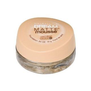 Maybelline Dream Matte Mousse Foundation Light Beige (2 Pack