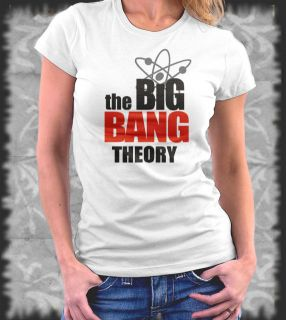 Retro, T Shirt  The BIG BANG THEORY Vintage distressed
