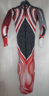 Rennanzug Junior rot NEU UVP 299,  Eur Alpin Ski Skianzug Kinder