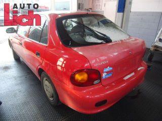 Hyundai Accent X3 Airbag SG ECU Steuergerät 95910 22510