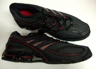 ADIDAS Devotion PB Laufschuh Sneaker schwarz rot 46 NEU