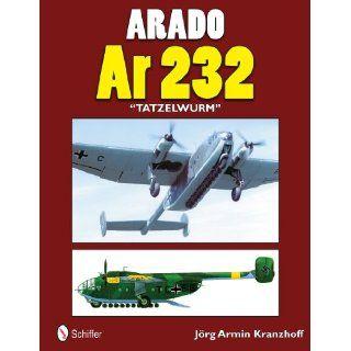 Arado AR 232 Tatzelwurm Jrg Armin Kranzhoff Englische