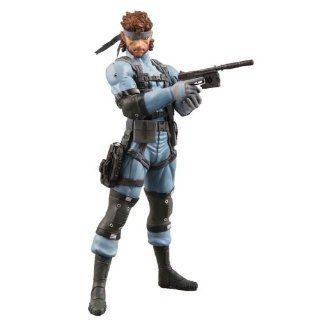 Metal Gear Solid 2 Solid Snake Figur Spielzeug