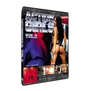 Action Girls Vol. 5 [Blu ray]: Kathy Lee, Veronica Zemanova