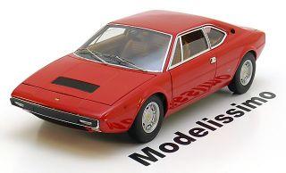 18 Hot Wheels Elite Ferrari Dino 308 GT4 1974 red