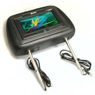 Cougar Kopfstütze Headrest 18 cm Display mit DVD Player