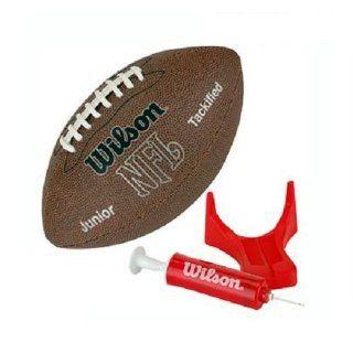 American Football Wilson MVP Junior + TEE + Pumpe Sport