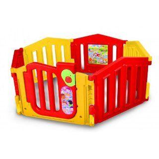 Baby Vivo 4260196240253 Baby und Kinder Laufgitter Klappbar