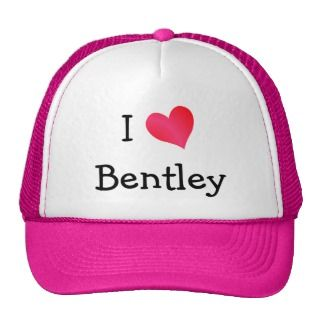 Love Bentley Hat