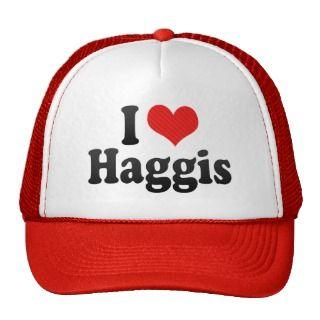 Love Haggis Hat
