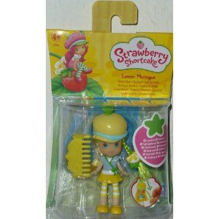 Emily Erdbeer / Strawberry Shortcake   Lemon Meringue / Citronella