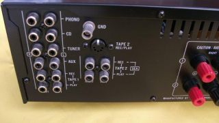 JVC AX 330 STEREO INTEGRATED AMPLIFIER Dynamic Super A   Phono lesen