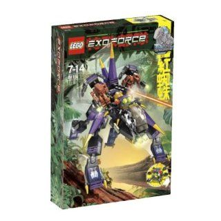 LEGO Exo Force 8115   Dark Panther Spielzeug
