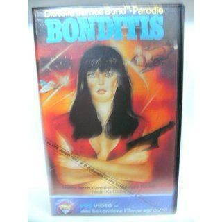 Bonditis ~ Die tolle James Bond   Parodie VHS