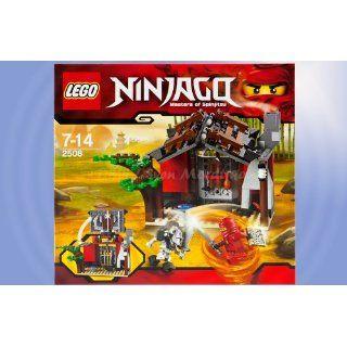 LEGO Ninjago 2508 Geheime Schmiedewerkstatt Spielzeug